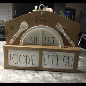 Rae Dunn Baby 5 apiece Gift Set